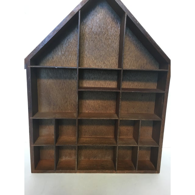House Shaped Shadow Box - Image 5 of 5