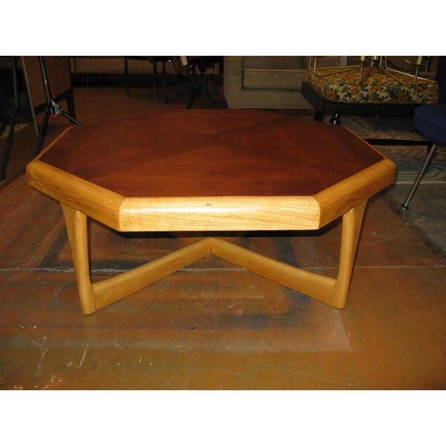 Lane Hexagonal Coffee Table - Image 5 of 10