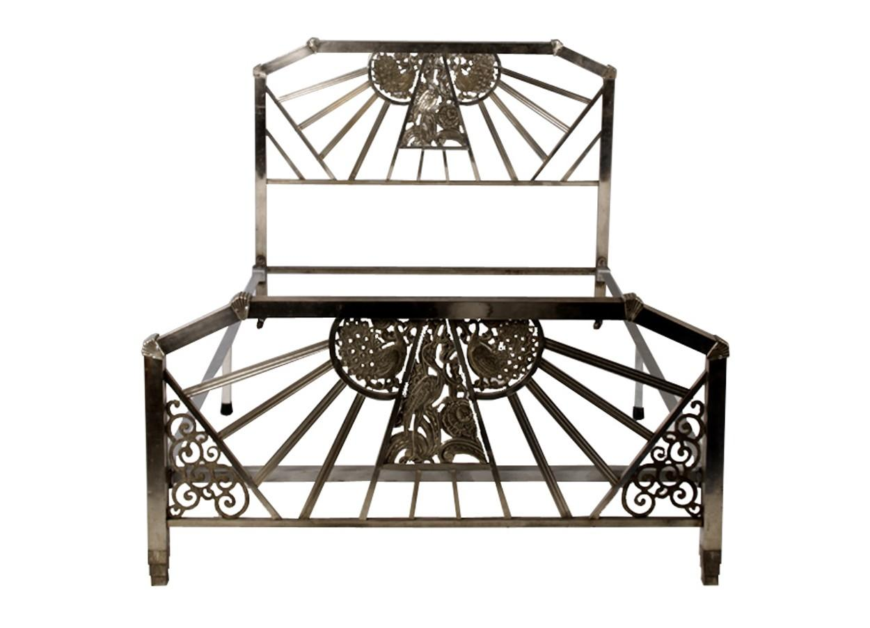 Vintage Used Art Deco Beds Chairish
