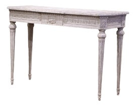 Image of French Console Tables