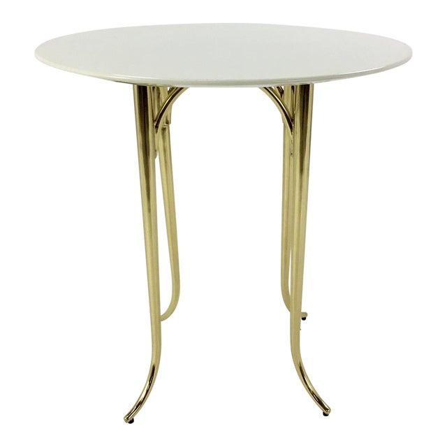 Jeffery Bilhuber for Henredon Large Chelsea Road Side Table For Sale