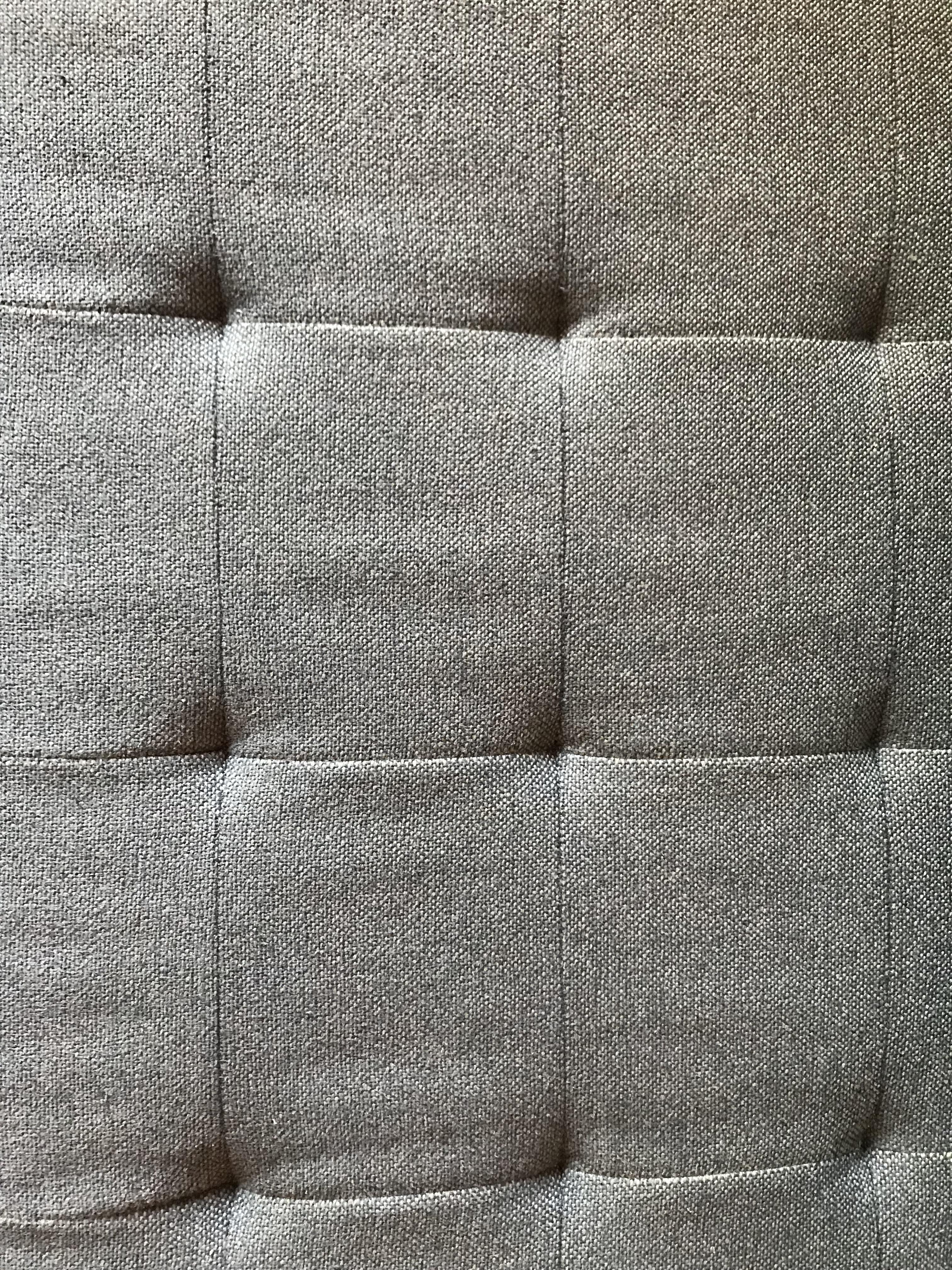 Mid Century Modern Blu Dot Gray Paramount Sofa   Image 5 Of 6