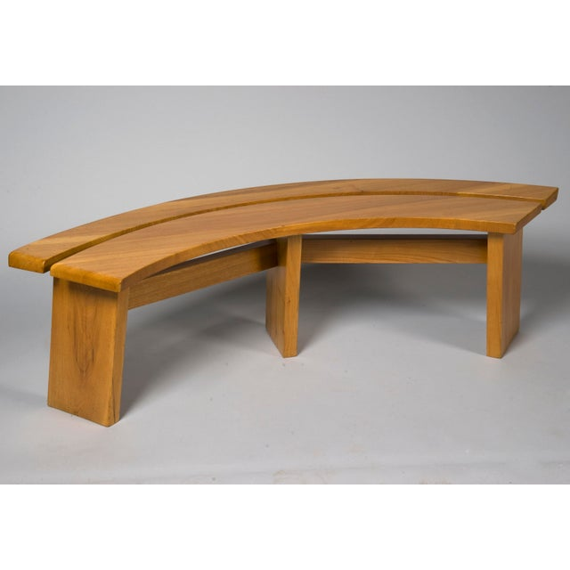 One of the most representative Chapo's works.... Rare set including 3 benches