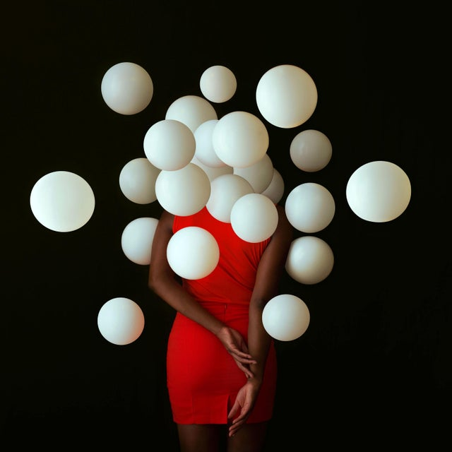 """""""Too Many Expectations"""" Contemporary Surrealist Figurative Photograph by Fares Micue, Limited Edition For Sale"""