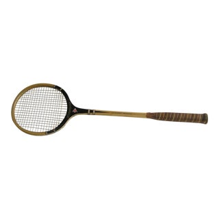 Americana Wooden Badminton Racquet For Sale