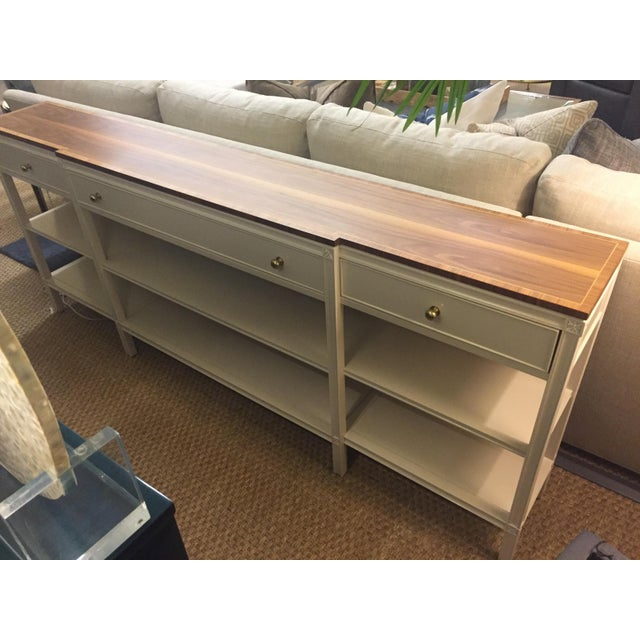 Stanley Furniture Charleston Regency Carolina Sofa Table - Image 8 of 8