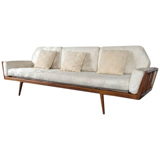1950s Vintage Mel Smilow Gondola Sofa For Sale