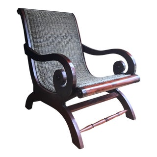 West Indies Plantation Style Chair