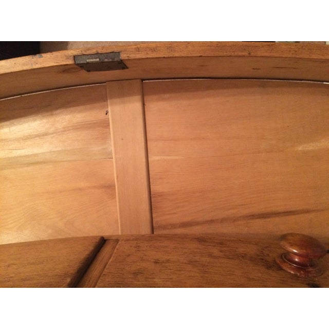 19th Century English Pine Dresser For Sale In Chicago - Image 6 of 8