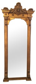 Image of Victorian Full-Length and Floor Mirrors