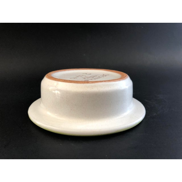 Giovanni DeSimone Mid Century Pottery Bowl For Sale - Image 9 of 12