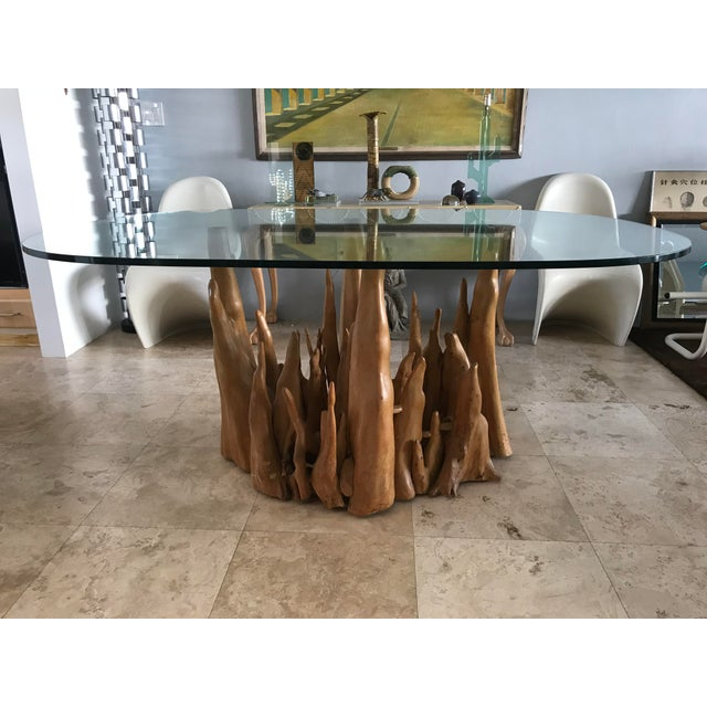 Cypress Root Dining Table
