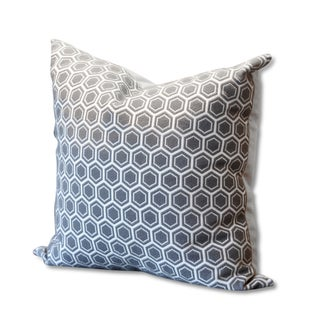 Needlepoint Hex Pillow For Sale