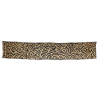 Kuba Cloth Panel For Sale