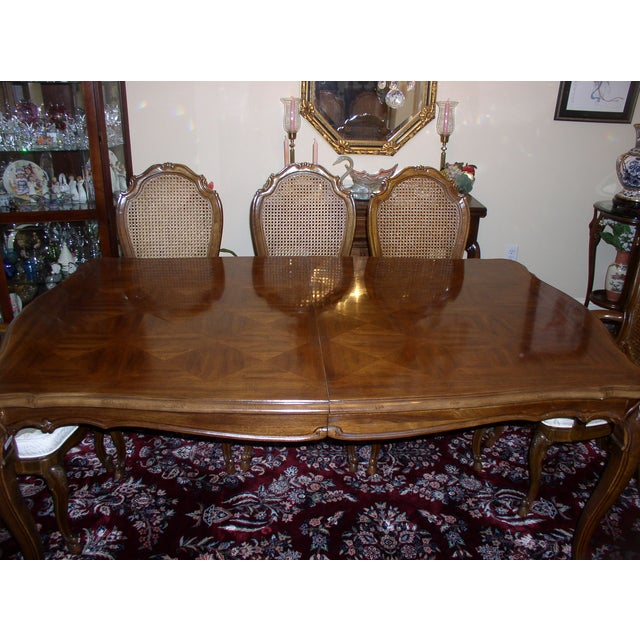 Thomasville Dining Set with 8 Chairs - Image 5 of 10