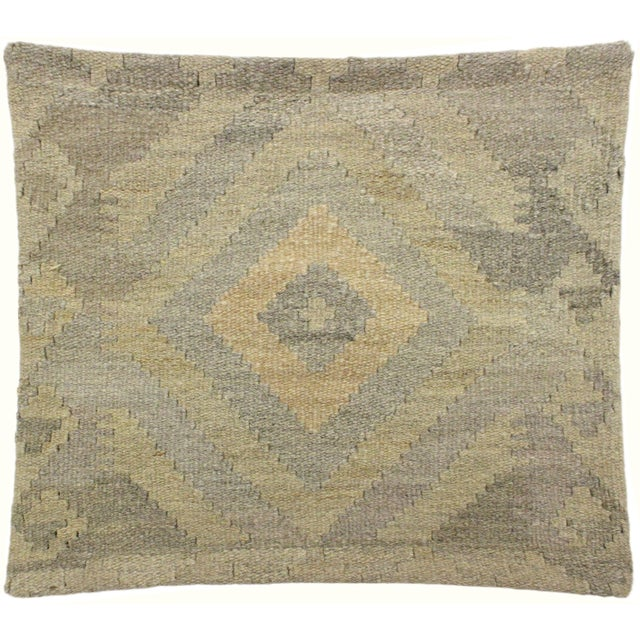 Kilim Pillow Throw Cover - Image 4 of 6