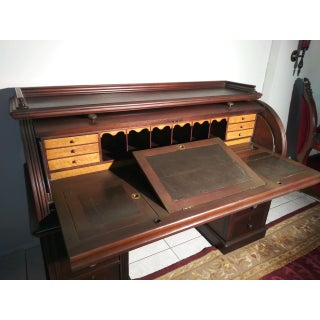 19th Century Art Deco Rolltop Desk Preview
