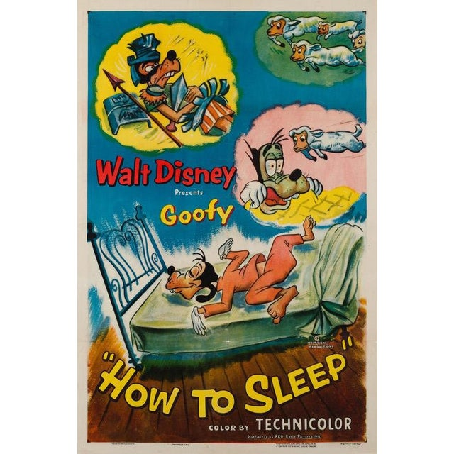 """How to Sleep"" For Sale"