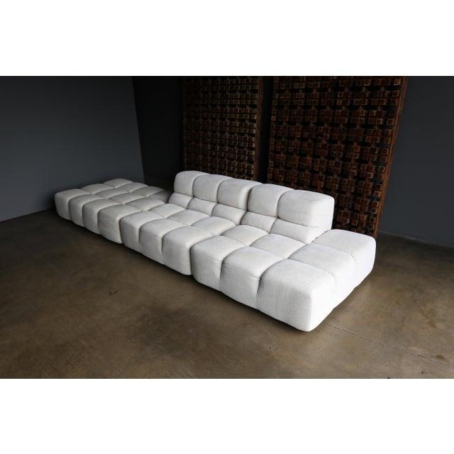 "Modern Patricia Urquiola "" Tufty-Time "" Sofa for B&b Italia Circa 2005 For Sale - Image 3 of 12"