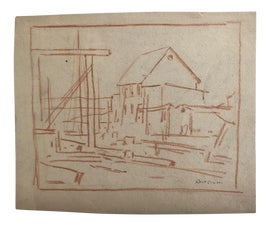 Image of Brick Red Drawings