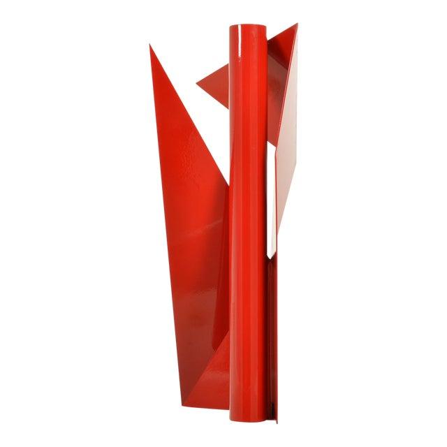 'Alas 2' Steel Geometric Sculpture - Image 1 of 8