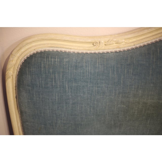 French 20th Century French Louis XVI Style Bedframe For Sale - Image 3 of 7