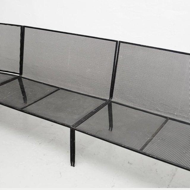 Set of Mathieu Mategot Sofa and Coffee Table, circa 1950 - Image 4 of 8