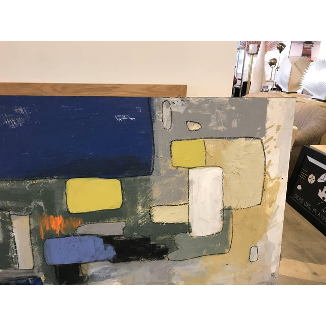 2010s Abstract by Noted Palm Springs Artist Jeff King For Sale - Image 5 of 9