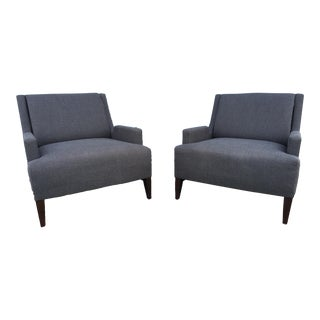Barbara Barry Perfect Pitch Armchairs - A Pair