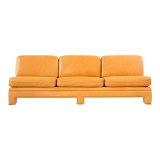 Baughman Armless Sofa For Sale