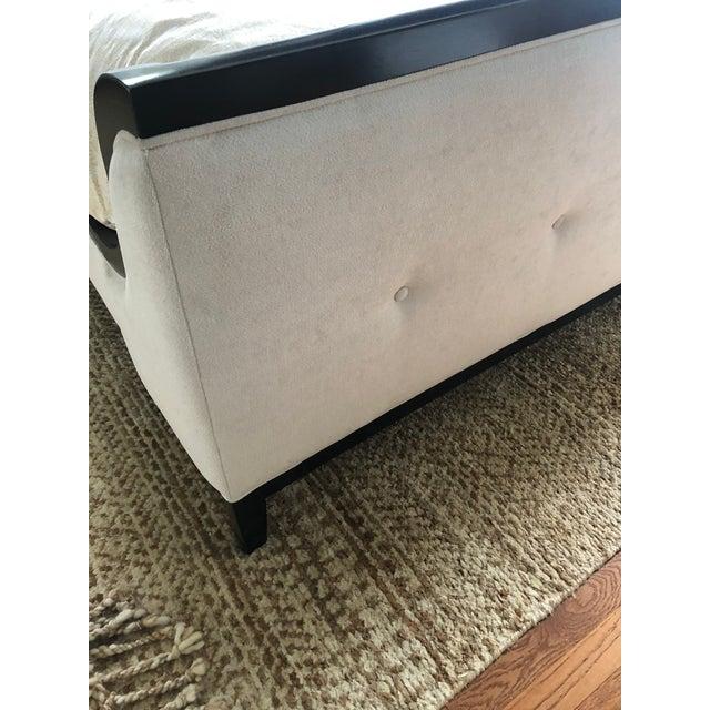 Jet Set Luxurious Upholstered Bed For Sale In Philadelphia - Image 6 of 12