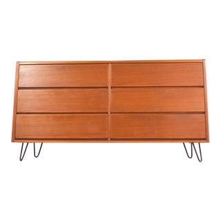 Danish Mid Century Dresser by D-Scan