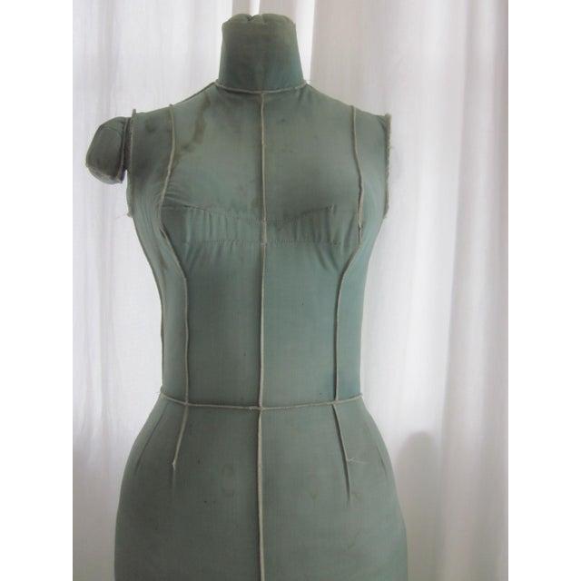 Unusual Full Body Antique Mannequin Form - Image 5 of 8