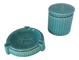 Image of Ashtrays with Lids