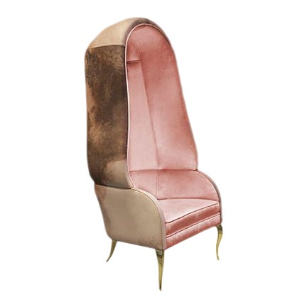 Drapesse Chair From Covet Paris For Sale