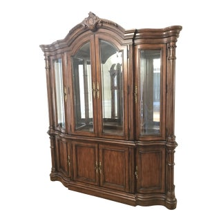 Bernhardt Grand Savannah China Cabinet For Sale