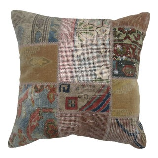 Assorted Rug Pillow For Sale