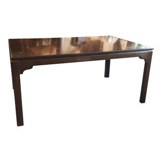 20th Century Asian Modern Dining Table For Sale