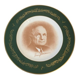 Pickard Harry S. Truman Plate