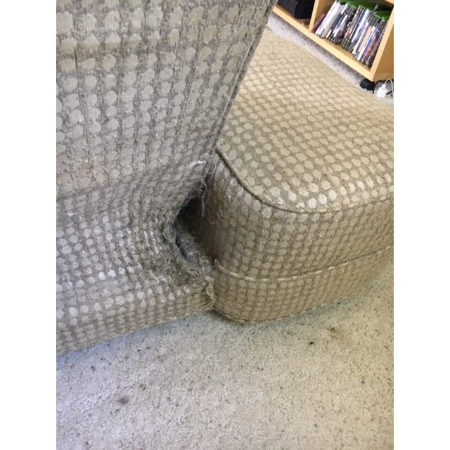 1950s 1950's Mid-Century Convertible Dog Bone Sofa-Final Markdown For Sale - Image 5 of 9