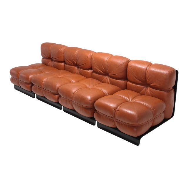 Carla Venosta Ultra Rare 'San Martino' Sectional Sofa for Full For Sale