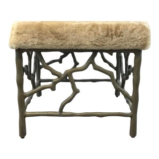 Caracole Modern Out on a Limb Bench For Sale