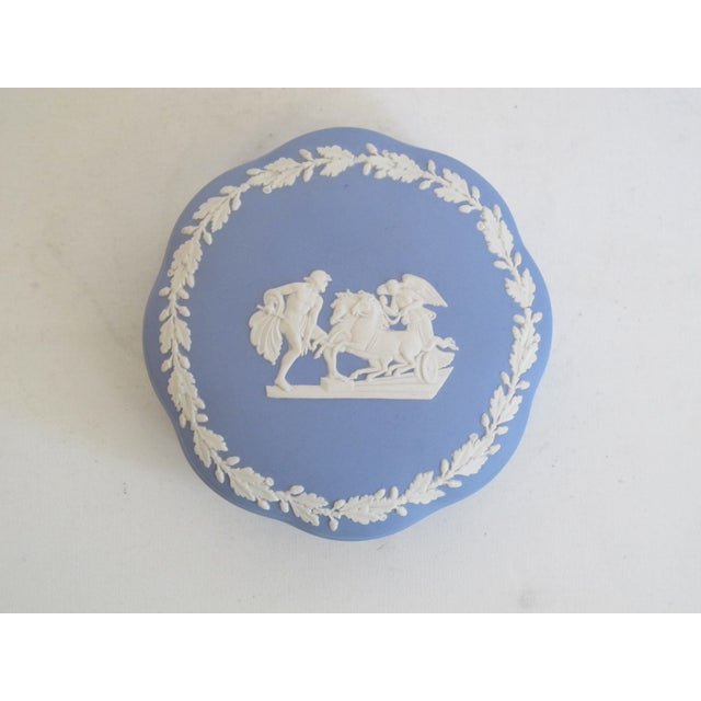 Wedgewood Trinket Box - Image 2 of 7