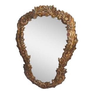 Vintage Mid-Century Regency Style Mirror