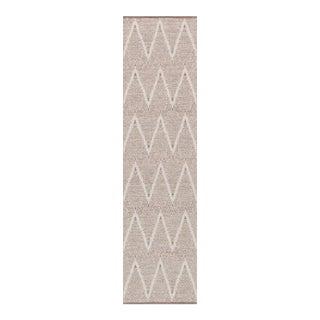 "Pasargad Simplicity Hand-Woven Cotton Runner Rug- 2' 6"" X 8' 0"""