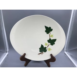 """Southern Pottery Baltic Ivy 13"""" Oval Platter Preview"""