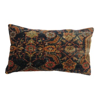 Large Antique Bolster Pillow For Sale