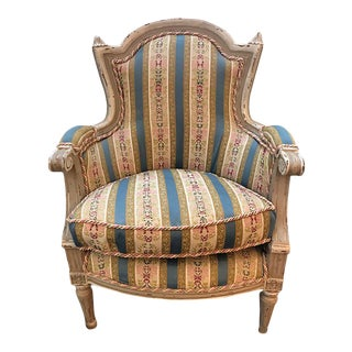 19th Century French Childs Chair For Sale