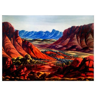 MacDonnell Mountain Ranges Central Australia For Sale