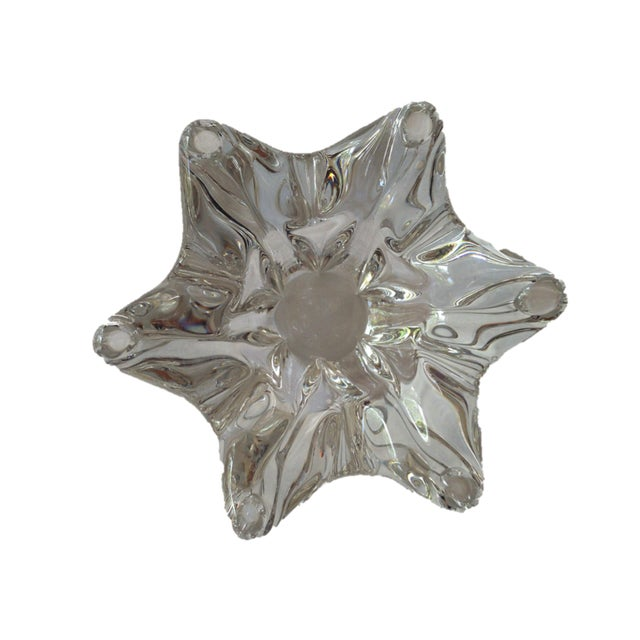 Vintage Baccarat Crystal Flower - Image 4 of 4